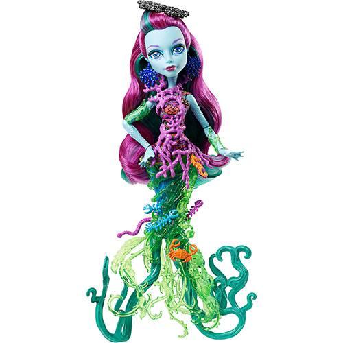 Monster High Novas Personagens Posea Reef - Mattel
