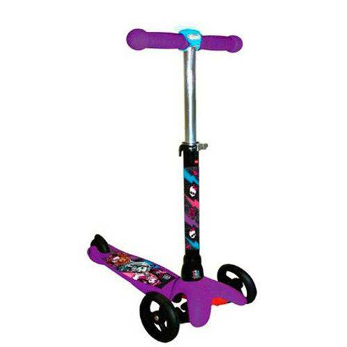 Monster High Patinete Tri Wheels - Astro Toys