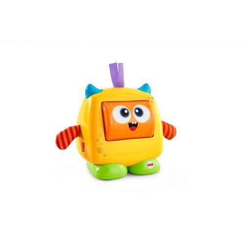 Monstro Carinhas Fisher Price - Mattel Ffc30