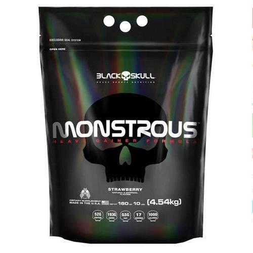 Monstrous - 4,5kg - Black Skull