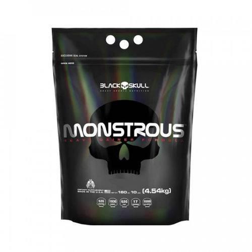 Monstrous Gainer (4,5kg) - Black Skull