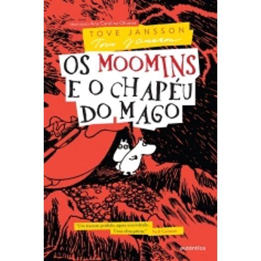Moomins e o Chapeu do Mago, os - Autentica