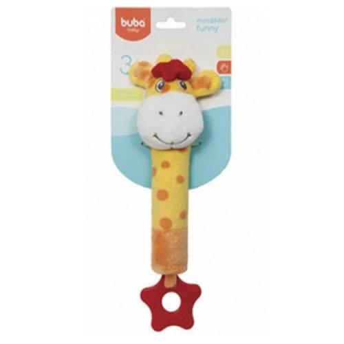 Mordedor Funny Girafa Buba