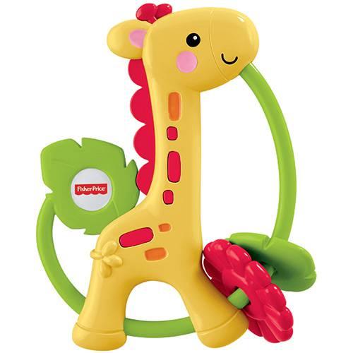 Mordedor Girafinha Y6582 Fisher-Price