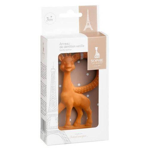 Mordedor Sophie La Girafe Vanilla Laranja 3m +
