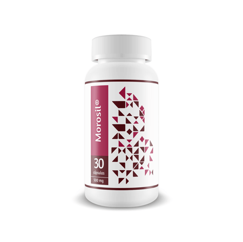 Morosil ® 500 Mg - 30 Caps 30 Cápsulas