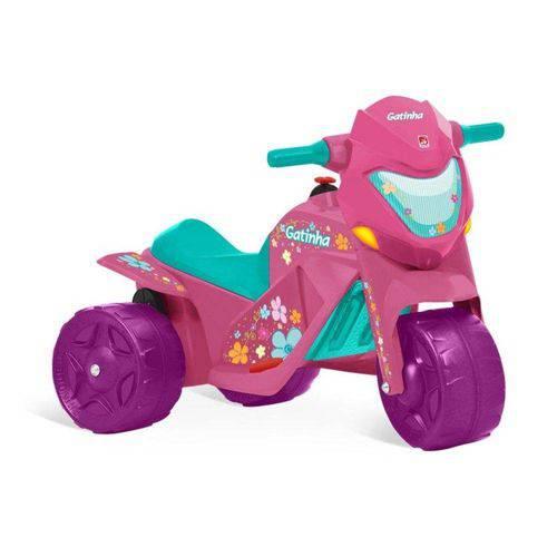Moto Elétrica Infantil Bandeirante EL 6V