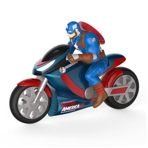 Moto Fricção Capitão América Vingadores Toyng