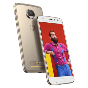 Moto Z2 Play 64GB - Ouro