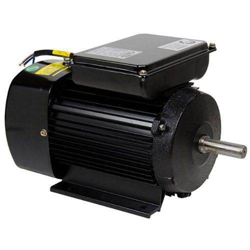 Motor Elétrico Monofásico 2 Hp, Ip 44, 2 Polos, Alta Rotação
