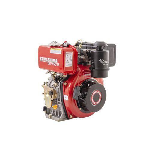 Motor Estacionário 7 Hp 4t 700-o Kawashima