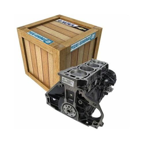 Motor Parcial 1.8 8v Flex Câmbio Automático Cobalt /spin