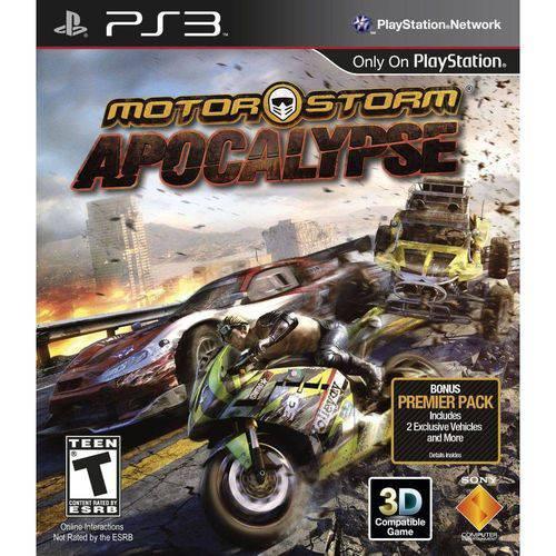 Motor Storm: Apocalypse - Ps3