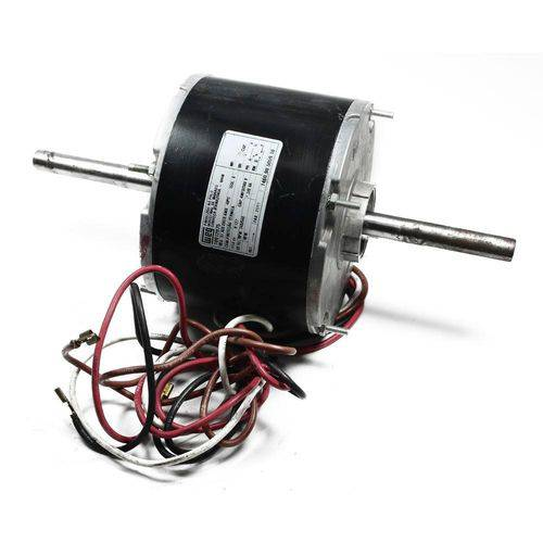 Motor Ventilador Ar Cond Elgin 8300 1/20 127v Eixo Grosso Antigo