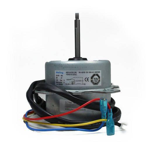 Motor Ventilador da Condensadora Ar Condicionado Split Lg 07 09 12 Btus 28w
