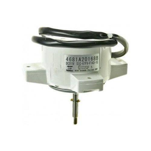 Motor Ventilador Evaporadora Ar Condicionado Split Cassete Lg 7000 9000 12000 15000 18000 Btus
