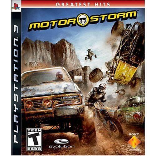 Motorstorm Greatest Hits - Ps3