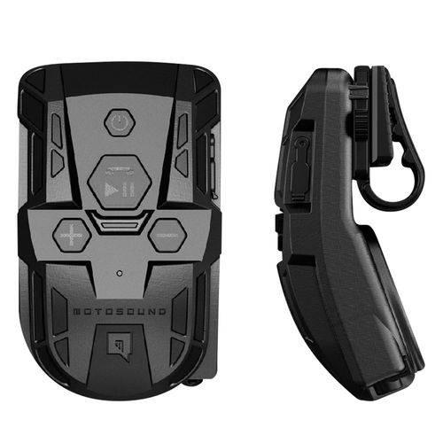 Motosound Bomber Multimídia para Moto Capacete Bluetooth Telefone