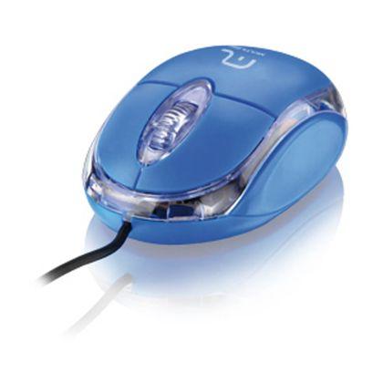 Mouse Classic 800Dpi USB Azul MO001 MO001