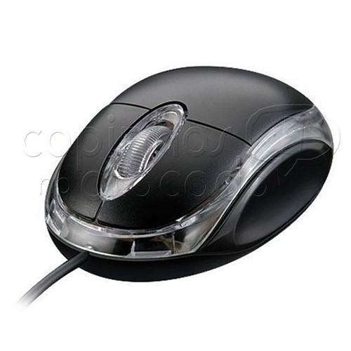 Mouse com Fio Basic - Preto Mouse com Fio Basic - Cores Sortidas