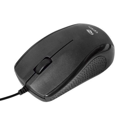 Mouse C3Tech USB Ms-26BK Preto