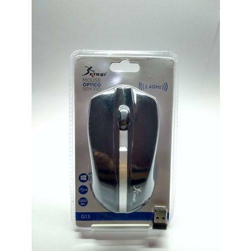 Mouse Knup Sem Fio G13