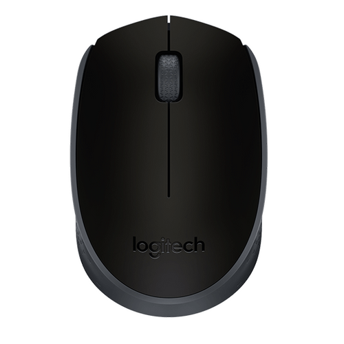 Mouse Logitech M170 Sem Fio Preto 1747