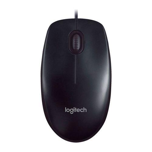 Mouse Logitech M90 com Fio   910-004053 1311