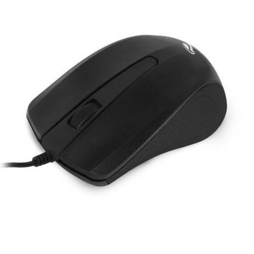 Mouse Optico USB 1000dpi C3teck Preto Ms-20bk