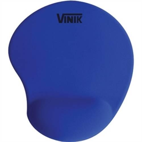 Mouse Pad de Gel Azul Ergonômico Mpg-01 Vinik