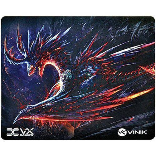 Mouse Pad Emborrachado Gamer Vx 32x27cm Dragon Vinik