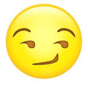 Mouse Pad Emoji Travesso Malandro Emoticon