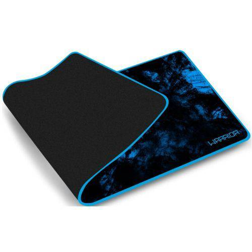 Mouse Pad - Multilaser Gamer Warrior (extended) - Azul - AC303