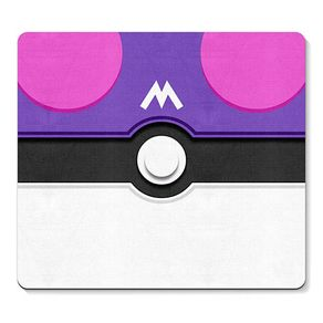 Mouse Pad Pokemon Master Pokebola