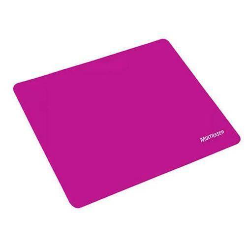 Mouse Pad Soft Colors Multilaser – AC066 Rosa
