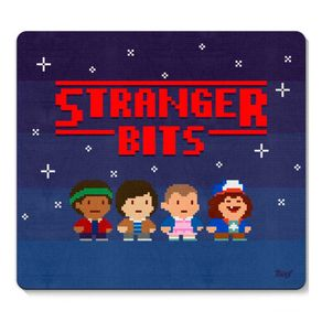 Mouse Pad Stranger Things Pixel Bits