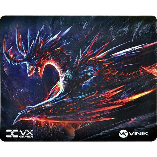 Mouse Pad Vx Gamer Vinik Dragon 320x270x20mm