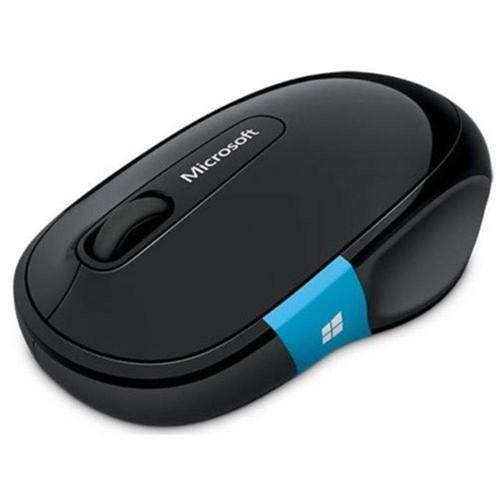 Mouse - Sem Fio - Microsoft Sculpt Comfort - Preto - H3S-00009