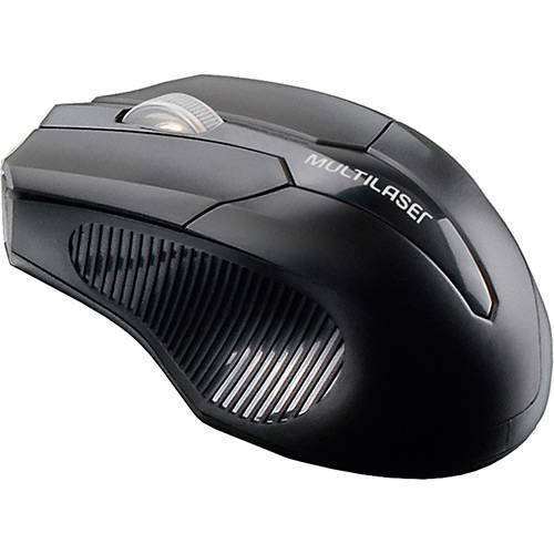 Mouse Wireless 2.4 GHZ 1600 DPI - Multilaser