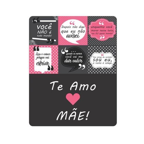 Mousepad Dia das Mães - Mod. 1   SJO Artigos Religiosos