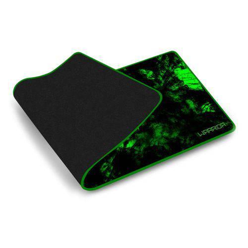 Mousepad Gamer para Teclado e Mouse Verde Warrior - Ac302