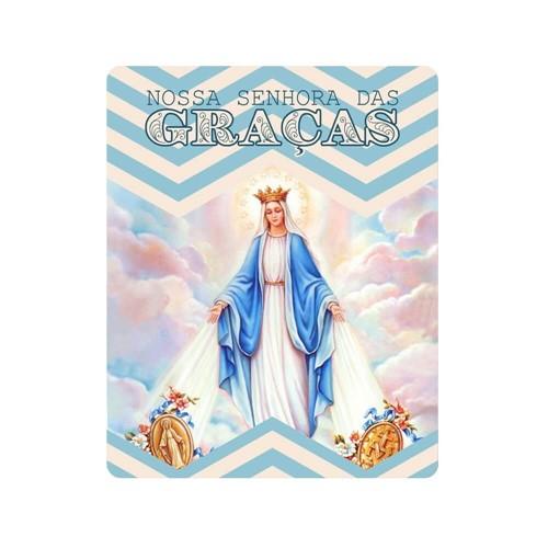 Mousepad Nossa Senhora das Graças | SJO Artigos Religiosos