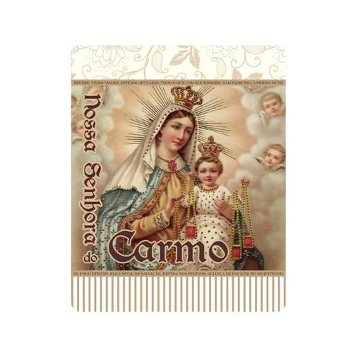 Mousepad Nossa Senhora do Carmo   SJO Artigos Religiosos
