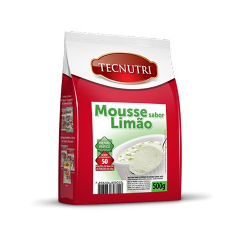 Mousse de Limão 500g - Tecnutri