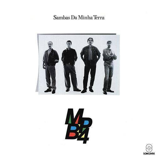 MPB 4 - Sambas da Minha Terra - CD