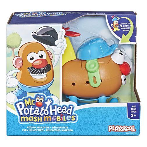 Mr. Potato Head Nas Alturas - Helicóptero Divertido - Hasbro