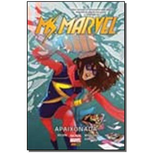 Ms. Marvel: Apaixonada
