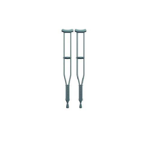 Muleta Axilar Alumínio Bc1509 - Mercur G