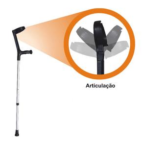 Muleta Canadense Articulada Par Alo (Cód. 11551-11546-8611-52-6133)