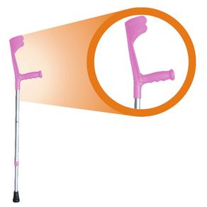 Muleta Canadense Fixa Par Alo (Cód. 12728-11548-11555-11554)
